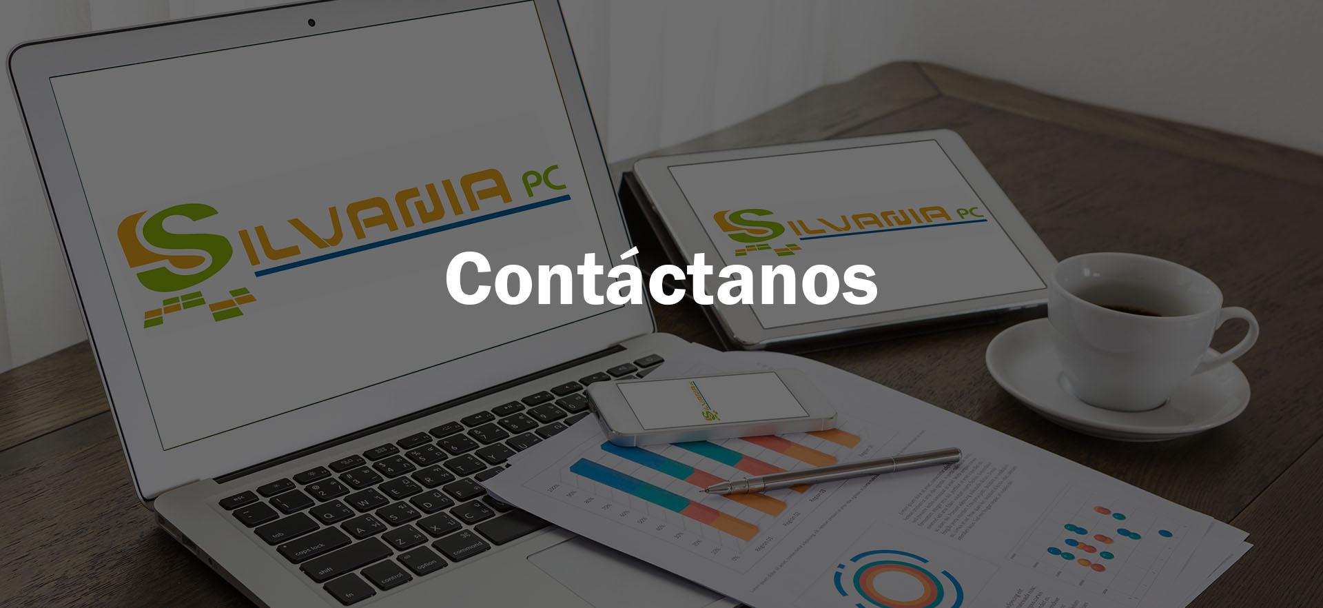 Contactar con SilvaniaPc