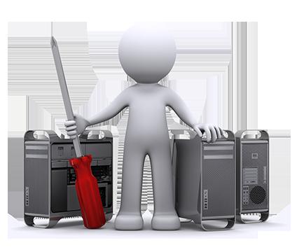 Mantenimiento proactivo, servicio técnico